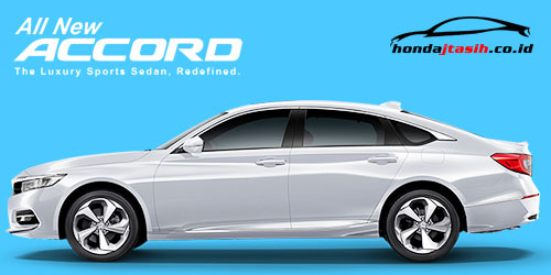 PROMO ALL NEW HONDA ACCORD 1.5 TURBO