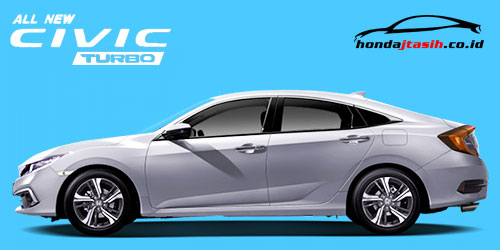 PROMO ALL NEW CIVIC 1.5 TURBO
