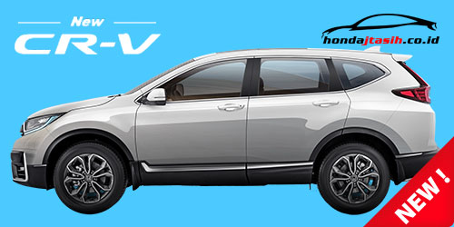 PROMO NEW HONDA CR-V 2021