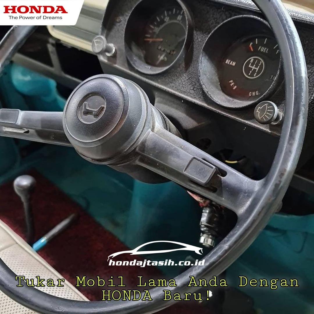 TIPS! 5 Perlengkapan Wajib Yang Harus Ada di Mobil Honda Anda.