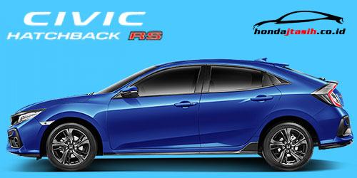 PROMO ALL NEW CIVIC 1.5 TURBO HATCHBACK RS