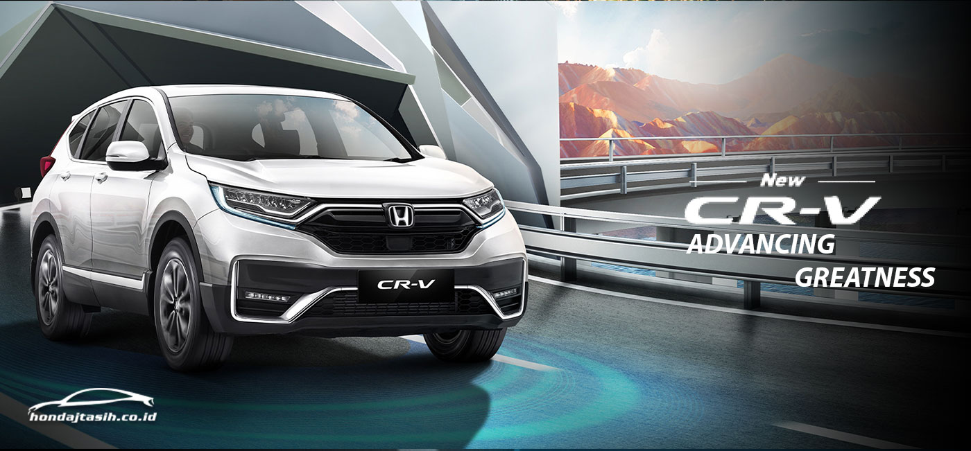 NEW CRV 2021 ADVANCING GREATNESS