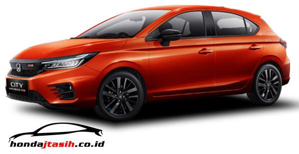 NEWS! hondajtasih.co.id - Mulai Pengiriman ke Konsumen, Honda Umumkan Harga Honda City Hatchback RS di Indonesia