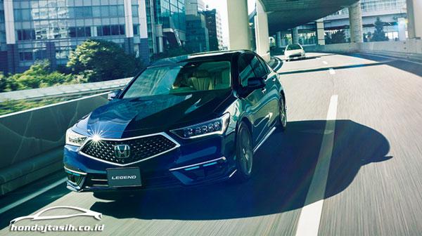 NEWS hondajtasih.co.id - All New Legend Hybrid EX Dilengkapi Honda Sensing dengan Penambahan Teknologi Terbaru