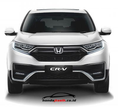 hondajtasih.co.id - NEWS! Didukung Peluncuran Model Terbaru, New Honda CR-V Catat Peningkatan Penjualan di Bulan Februari 2021